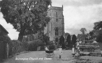 Durrington Church and Stones, Salisbury Plain