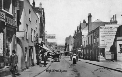 High Street, Epsom; Burdekin, W