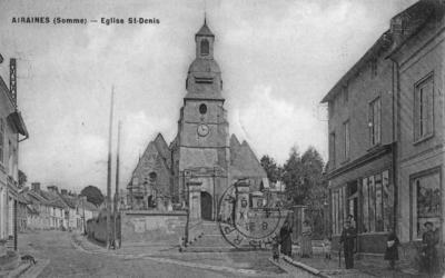 Airaines (Somme), Eglise St-Denis