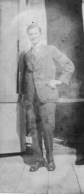 Portrait, Donald Ernest Harkness