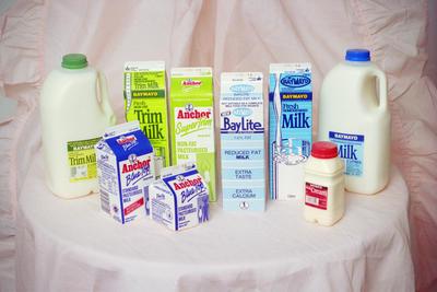 Advertisement, BayMayd Milk Products
