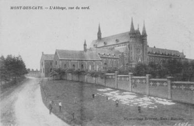 Abbey at Mont-Des-Cats; Ficheroulle-Beheydt