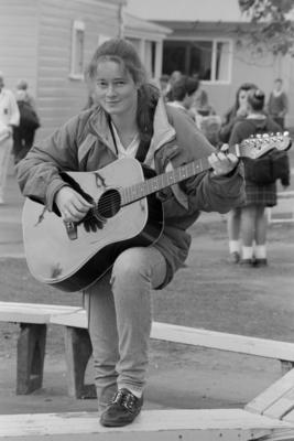 Rebecca Tristram, Taradale High School