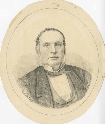 Portrait, Sir Donald McLean