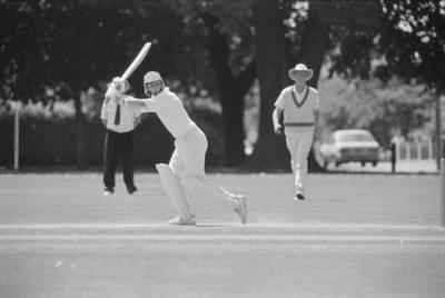 Bevan King, batsman