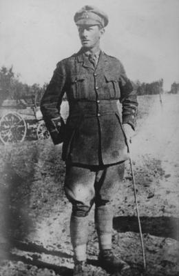 Portrait, Captain R D Kettle