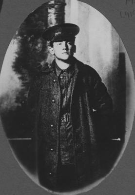 Portrait, Harry Stichbury
