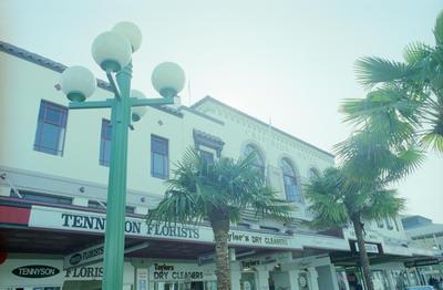 Emerson Street, Napier, Art Deco award