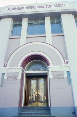 AMP building, Napier, Art Deco award