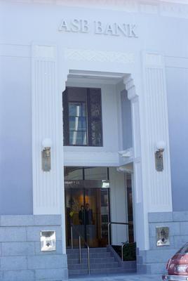 ASB Bank, Art Deco Award, Napier