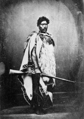 Portrait, Tārehā Te Moananui