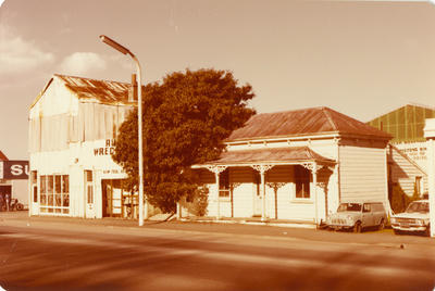 Carlyle Street, Napier