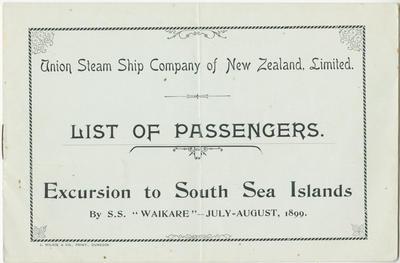 Collection of Hawke's Bay Museums Trust, Ruawharo Tā-ū-rangi, [92025]