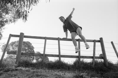 Cross-country Competition, Taradale High School