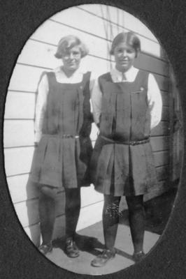 Doris and Thelma