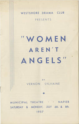 Programme, Women aren't Angels