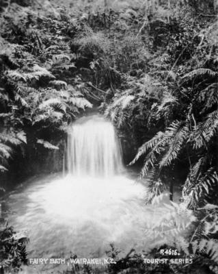 Fairy Bath, Wairakei
