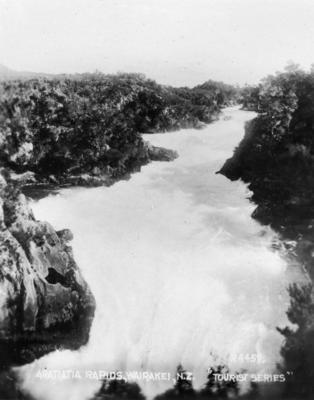 Aratiatia Rapids, Wairakei