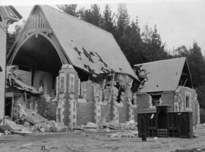 Mount St Mary's Seminary Chapel, Greenmeadows