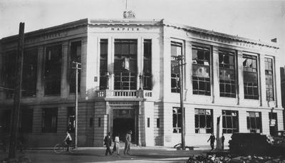 Napier Post Office