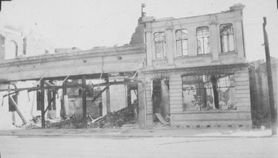 Standard Fire Insurance Office, Napier
