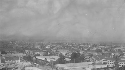 Napier showing Tin Town