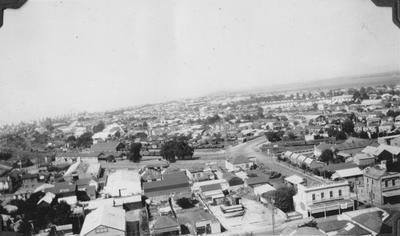 Napier from Bluff Hill