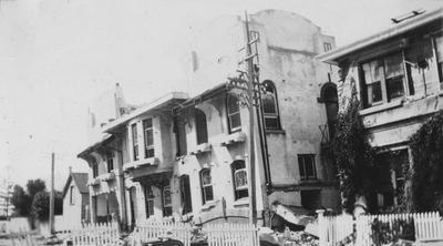 Dr Moore's Hospital, Marine Parade, Napier