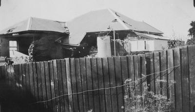 Brick house, Cobden Terrace, Napier; Sinclair, Ernest; 2015/31/39