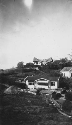 Wooden house, Geddis house, Napier
