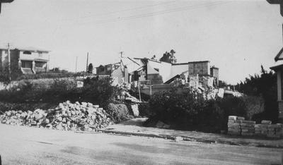 Concrete block house, Burns Terrace, Napier; Sinclair, Ernest; 2015/31/55