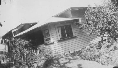 Ruffell's house, Chilton Road, Napier