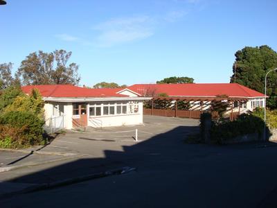 James Foley block, Napier Hospital