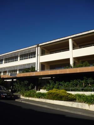 Arohaina, Napier Hospital
