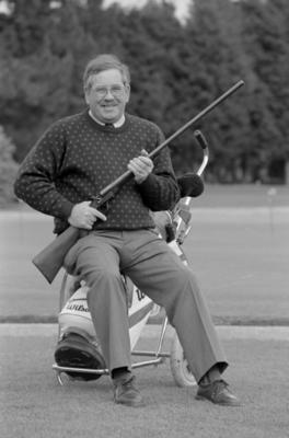 Barry Forbes, IHC Charity Golf Match, Waiohiki