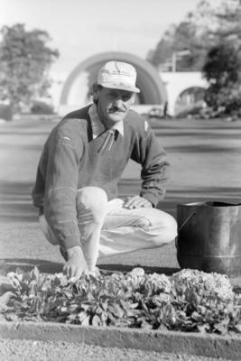 Terry Boland, Marine Parade Gardens, Napier