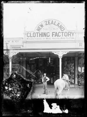 New Zealand Clothing Factory, Napier