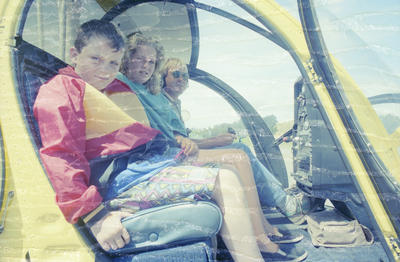 Diabetic Children's Rides, Jet Boating and Helicopter