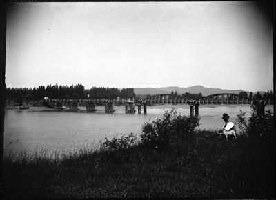 Bridge, Wairoa; Duncan, Russell