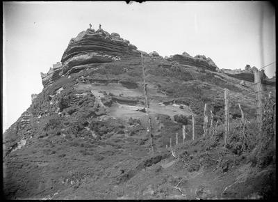 Te Waka Range, near Te Pohue; Duncan, Russell