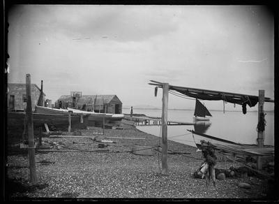 Fisherman's Bay, Inner Harbour, Napier