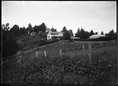 Russell Duncan's house, Cobden Road, Napier
