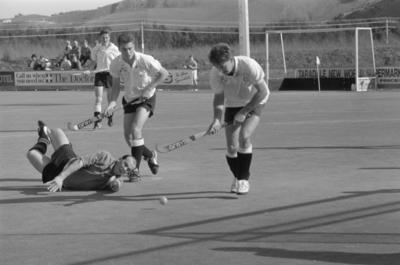 Hockey Championship Game, Te Awa Scinde versus Akina Rovers