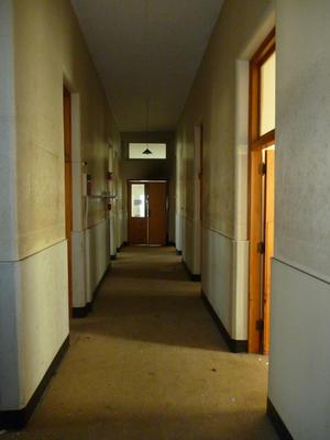 Coleman, Gilray Ward Block, Napier Hospital