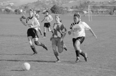 National Secondary Schools Girls Soccer Trial, Napier