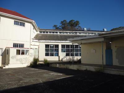 Laundry - Storage Block, Napier Hospital