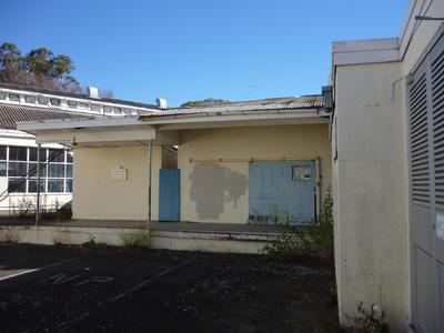 Administration Block, Napier Hospital