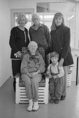 Hart Family Reunion