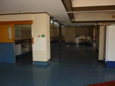 Kitchen Block, Napier Hospital; Todd Property Group Limited; 2014/36/621