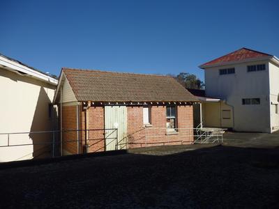 Carpenters' Workshop, Napier Hospital
